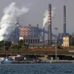 Ciminiere dell'Ilva di Taranto