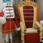 Casa di Babbo Natale nel Castello di Pulsano