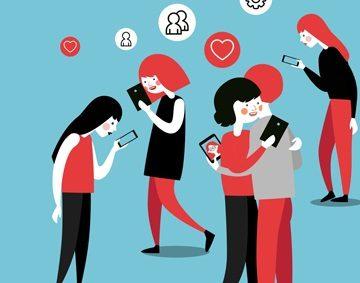 La nostra vita in vetrina: la velocità di un click genera cybernauti poco social